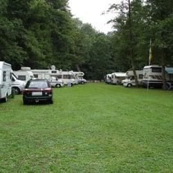 Reisemobil und Caravan Stellplatz