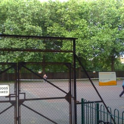 Archbishop's Park Tennis Court, London