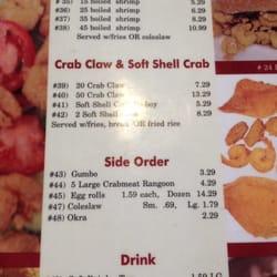 Atlantic seafood seafood columbia sc yelp for Atlantic fish menu