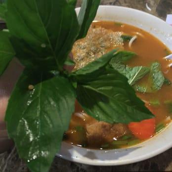 Moonlight Cafe - Seattle, WA, United States. Yummy spicy tofu noodle ...