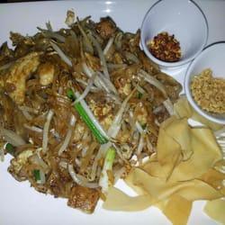 pad-thai au poulet