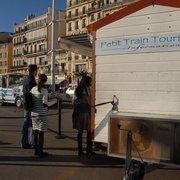 Petit Train Touristique, Marseille, France