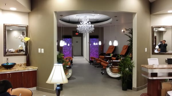 Luxury nails spa nail salons herndon va reviews for 24 hour nail salon in atlanta ga