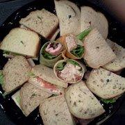 777 Cafe - Bellevue, WA, États-Unis. Sandwich & Wrap Platter