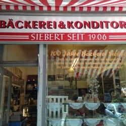 Bäckerei und Konditorei Siebert, Berlin