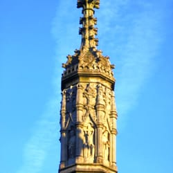 Pinnacle, Market Cross