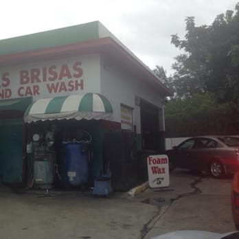 Las Brisas Car Wash