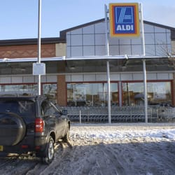 Aldi, Leeds, West Yorkshire
