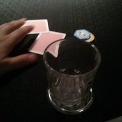 Gin Tonic... i ve got the card;-)