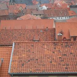 Bastion, Quedlinburg, Sachsen-Anhalt