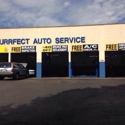 Purrfect Auto Service - Covina, CA, États-Unis