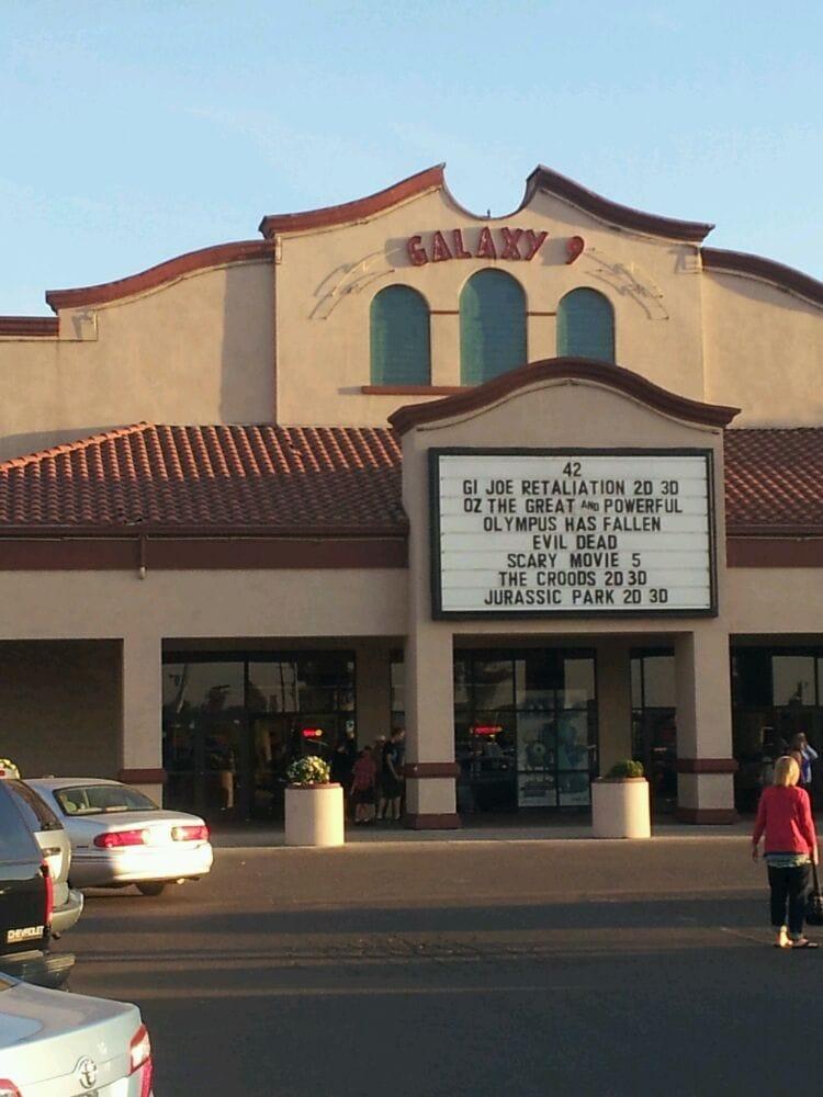Galaxy 9 theatres 12 photos cinema porterville ca for Galaxy 9 porterville