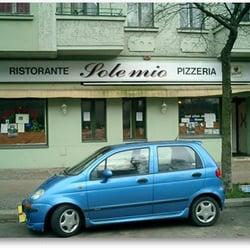 Ristorante Pizzeria Sole mio, Berlin