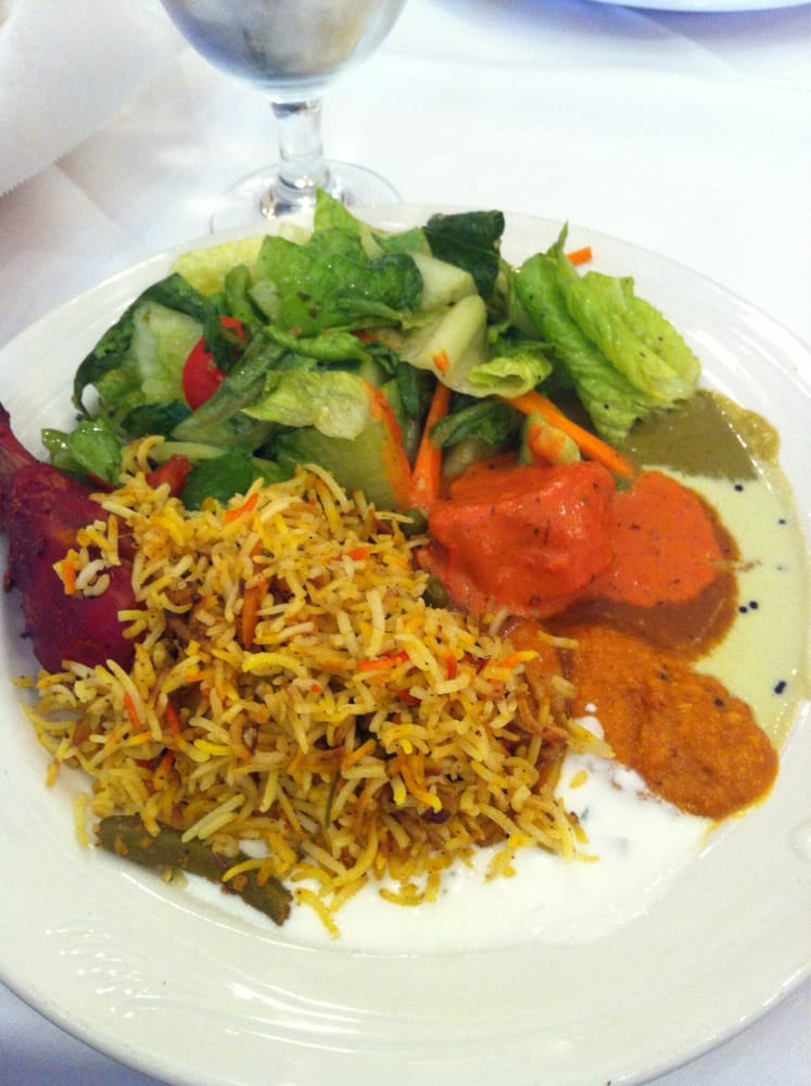 Chicken Curry With Vegetables Vegetable Biryani Chicken