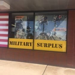 Military Surplus E. Main Mesa Awesome Army Surplus Store Serving the Mesa, Phoenix, Metro Area, Carrying New and Used Army Military Surplus.