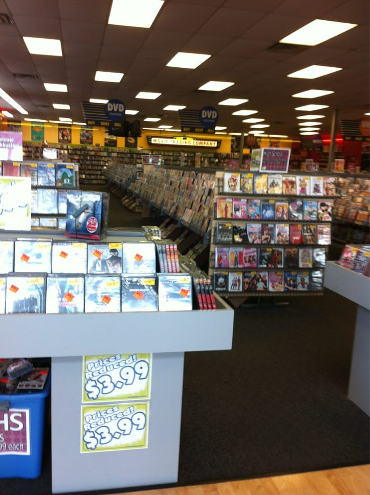 movie trading company closed videos amp video game