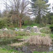 Botanischer Garten, Darmstadt, Hessen