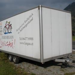 Reisebüro Lehenauer, St. Michael im Lungau, Salzburg