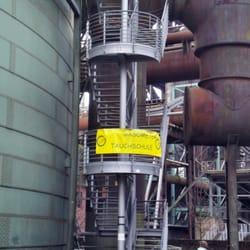 TauchRevier Gasometer, Duisburg, Nordrhein-Westfalen
