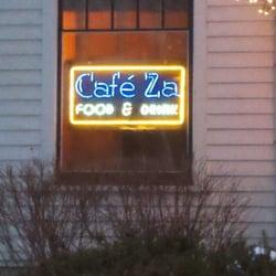 Cafe Za Alfred Ny