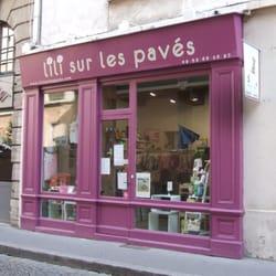 Lili sur les Pavés, Lyon, France