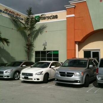 Enterprise Rent A Car Miramar Fl