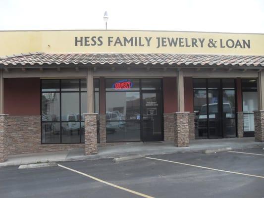 hess family jewelry loan pawn shops el cajon el