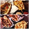 Pheasant / duck / Bavarian sausages and duck fat fries with truffle salt