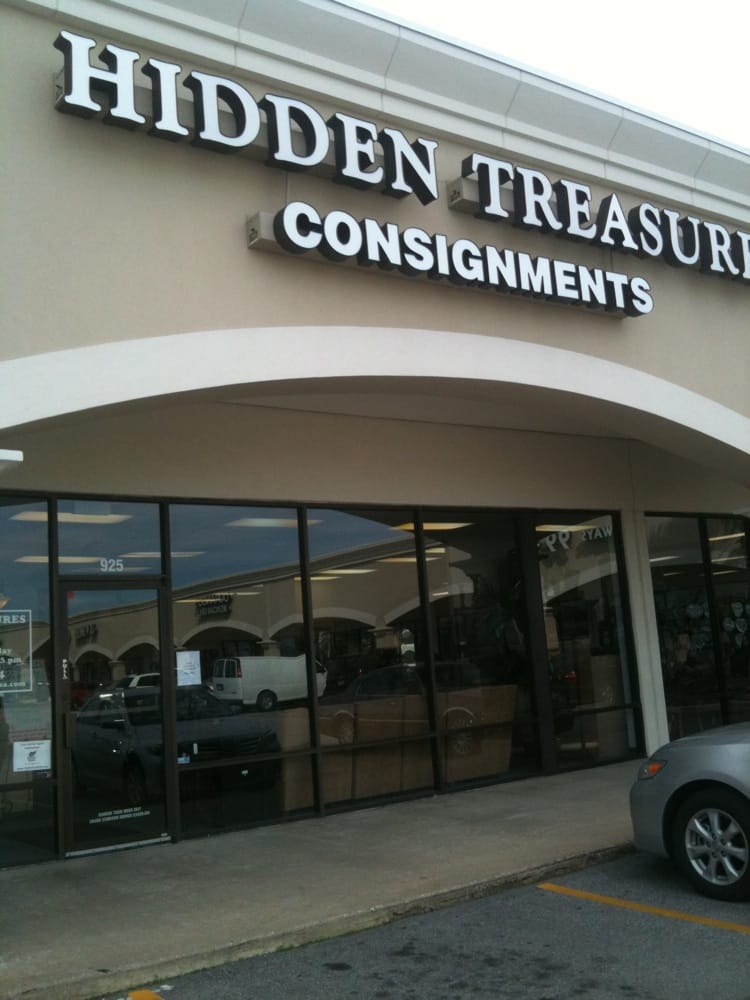 Hidden Treasures Upscale Consignment Thrift Stores Clear Lake Houston