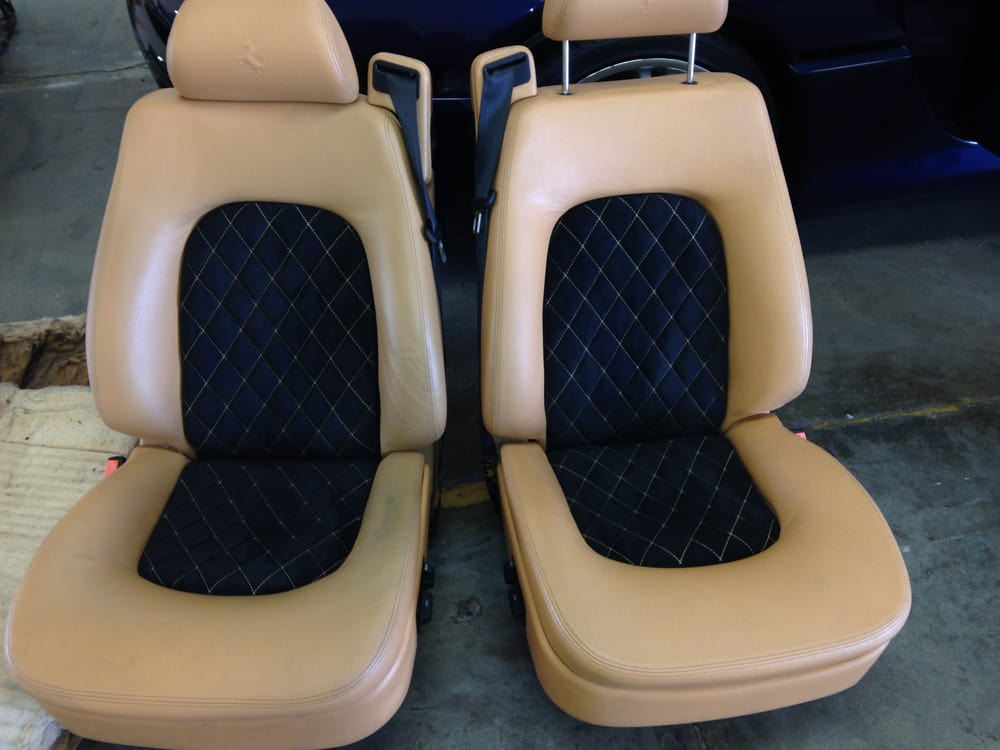 Upholstery Shop And Tops Auto Customization Yelp