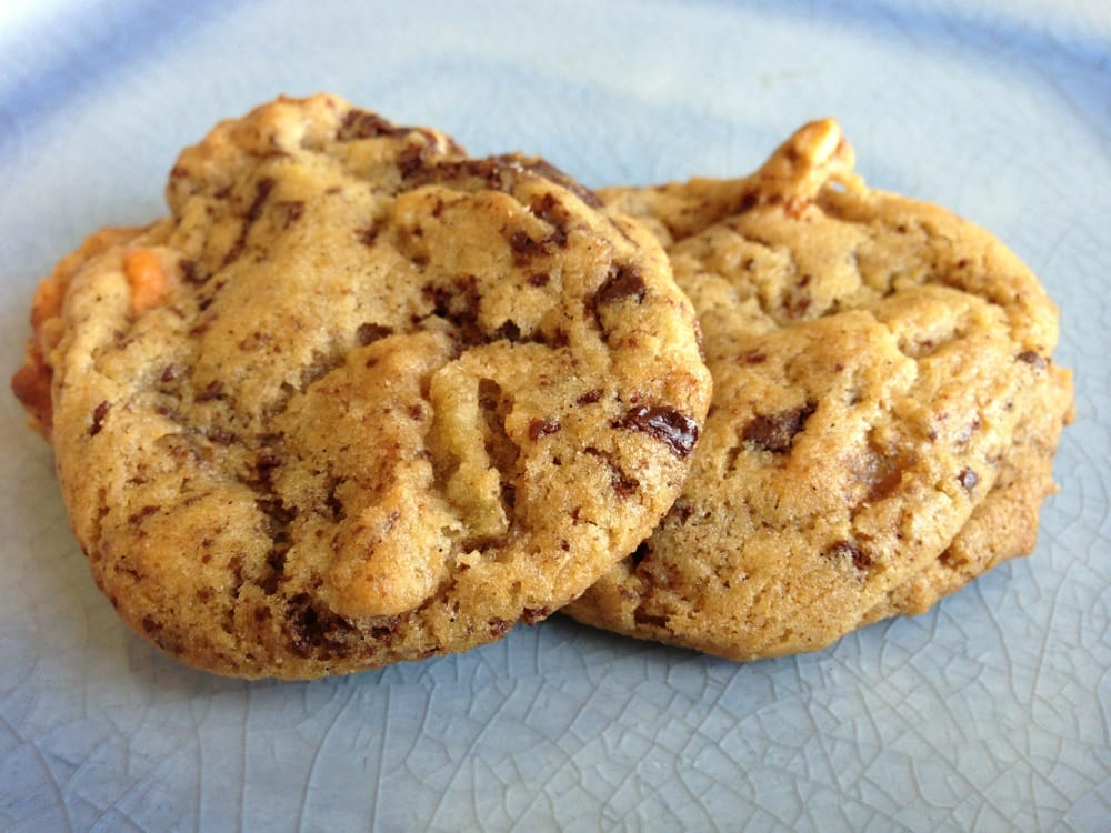 Potato Chocolate Chip Cookies Cookies With Potato Chips