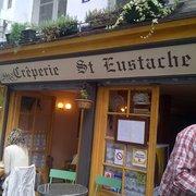 Crêperie Saint Eustache, Paris