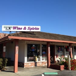 K Wine & Spirits logo
