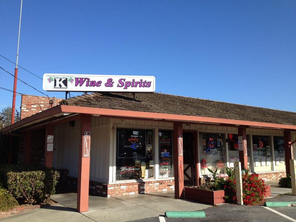 K Wine & Spirits