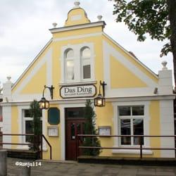 Das Ding, Steakrestaurant, Hannover