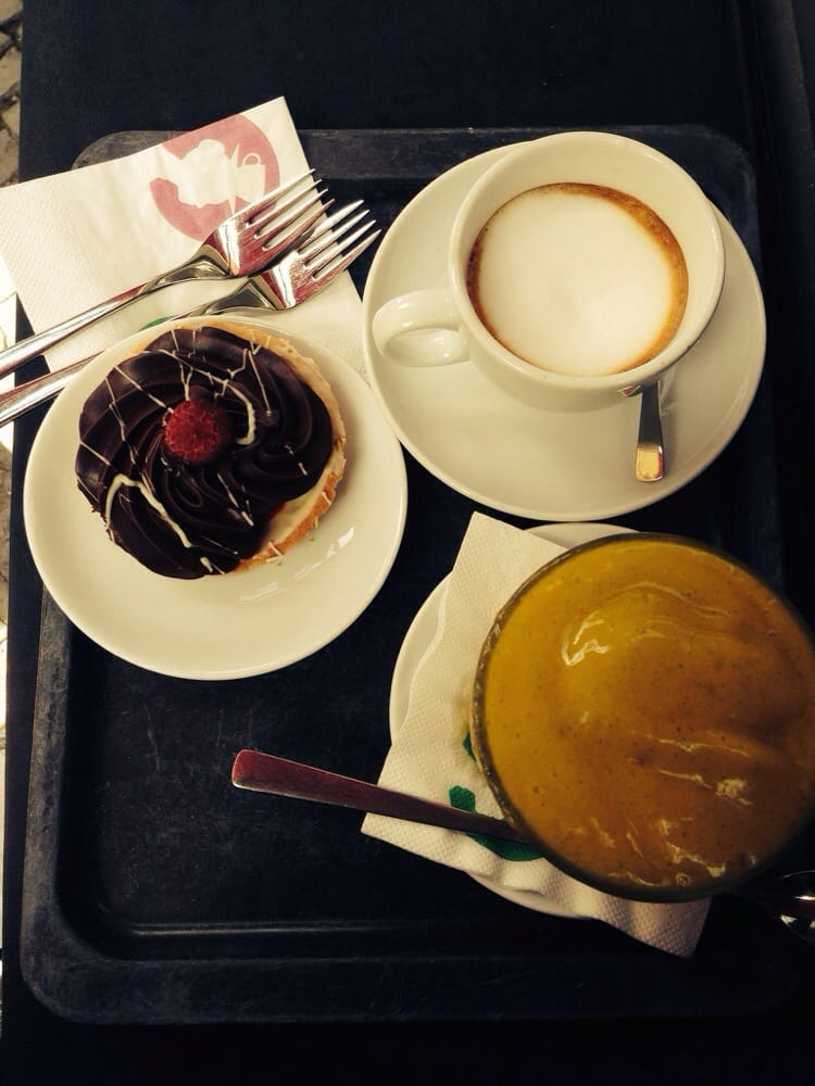 caras gourmet coffee shop 25 fotos caf mitte berlin deutschland beitr ge yelp. Black Bedroom Furniture Sets. Home Design Ideas