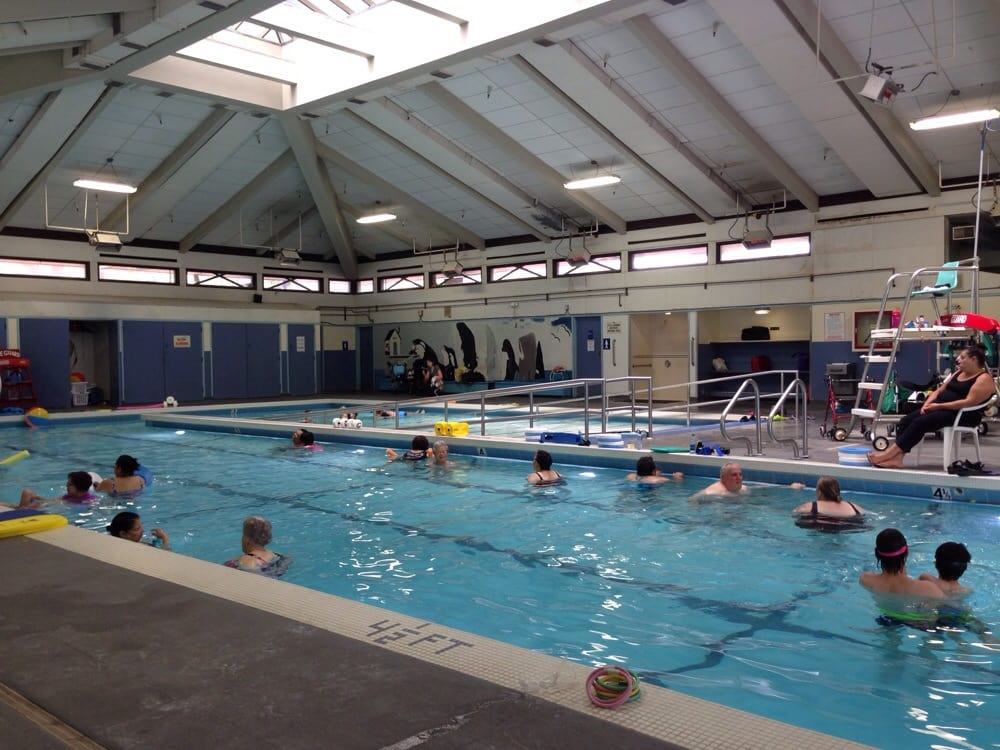 Pomeroy recreation and rehabilitation pool swimming - Pools on the park swimming lessons ...