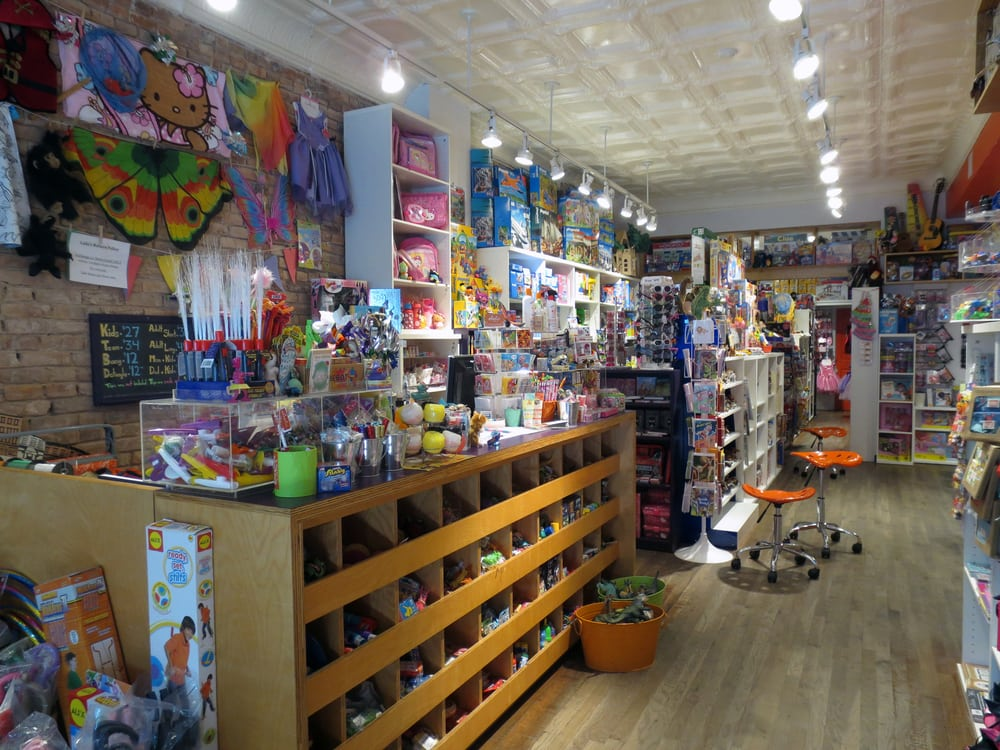 Lulu's Cuts and Toys - 24 Photos - Toy Stores - Park Slope ...