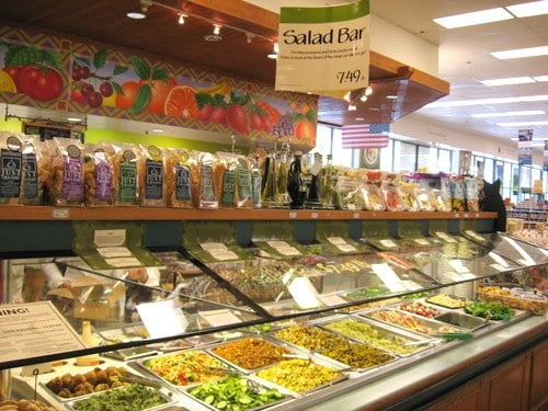 Salad bar whole foods yelp for Food bar whole foods