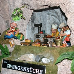 Grottenbahn Pöstlingberg, Linz, Oberösterreich, Austria