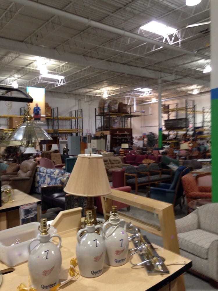Milwaukee Habitat For Humanity ReStore Thrift Stores