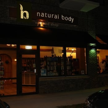 Natural Body Spa And Shop Brookhaven