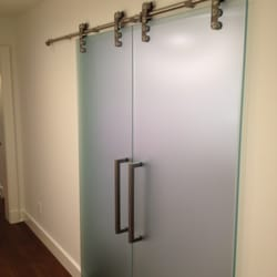 L & L Glass and Shower Doors logo