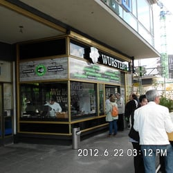 Wursterei, Berlin