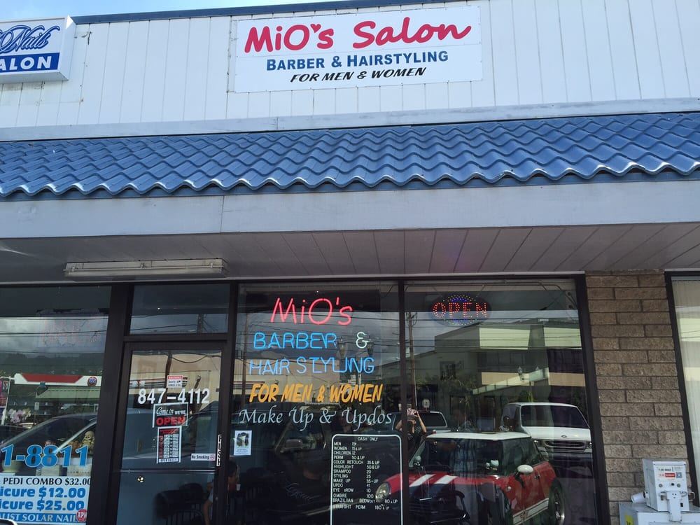 Mio s salon men 39 s hair salons kalihi yelp for 808 salon honolulu