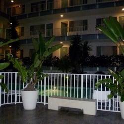 Beverly Laurel Motor Inn Hotell Los Angeles Ca Usa