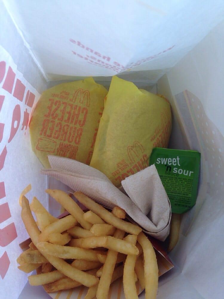 Fresno fast food coupons