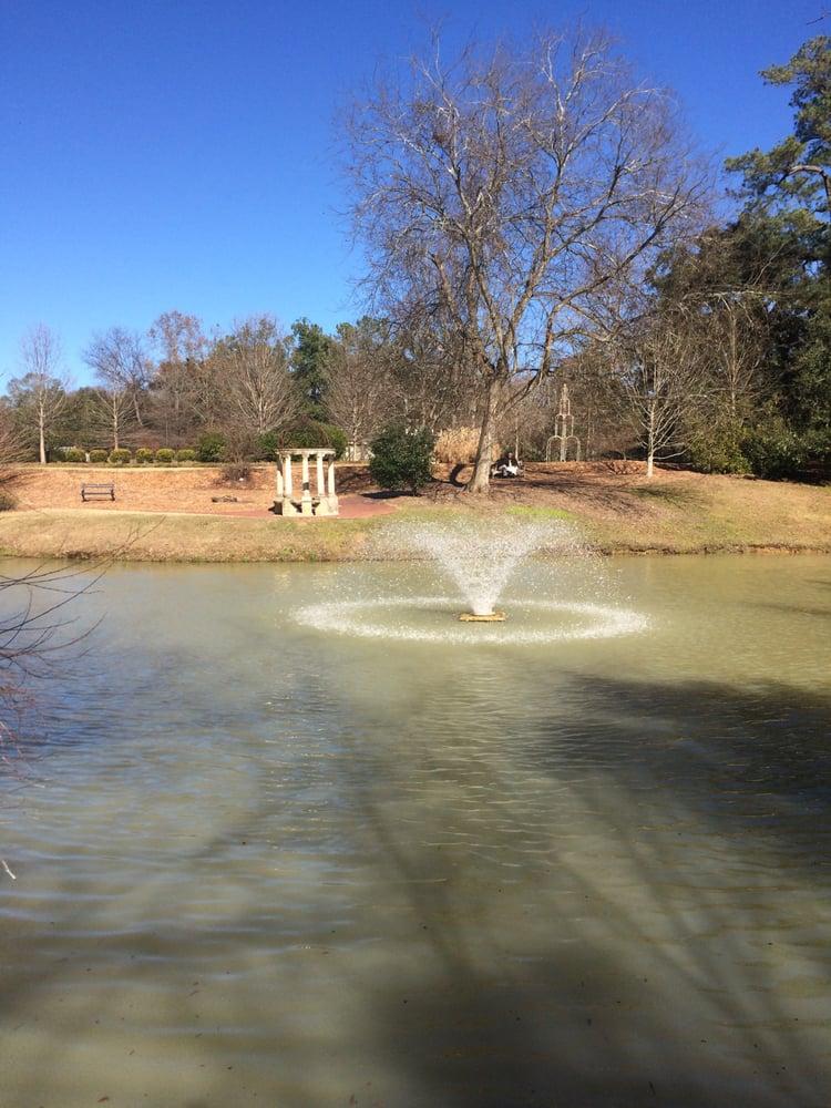 Hopelands Gardens Parks Aiken Sc Reviews Photos