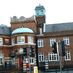 Dulwich Library, London
