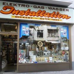 Günter Dickert Gas, Elektro- und Sanitärinstallation e.K., Berlin